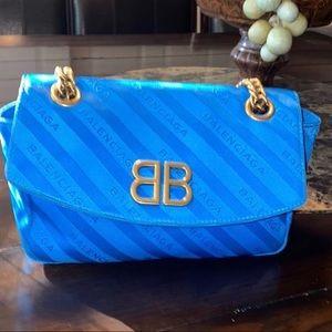 Authentic Balenciaga round mini bag